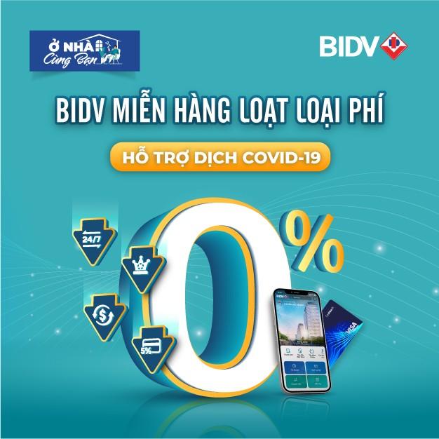 BIDV danh 1.000 ty dong ho tro lai suat cac doanh nghiep tai 19 tinh/thanh pho phia Nam