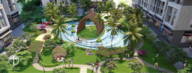 Chiem nguong dao Yoga giua vuon sinh thai 1,6ha tai The Pavilion – Vinhomes Ocean Park-Hinh-2
