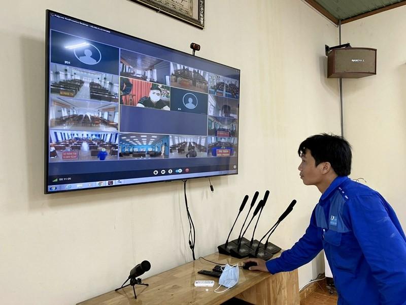 VNPT trien khai hoi nghi truc tuyen phuc vu le ky niem Quoc khanh 2/9-Hinh-2