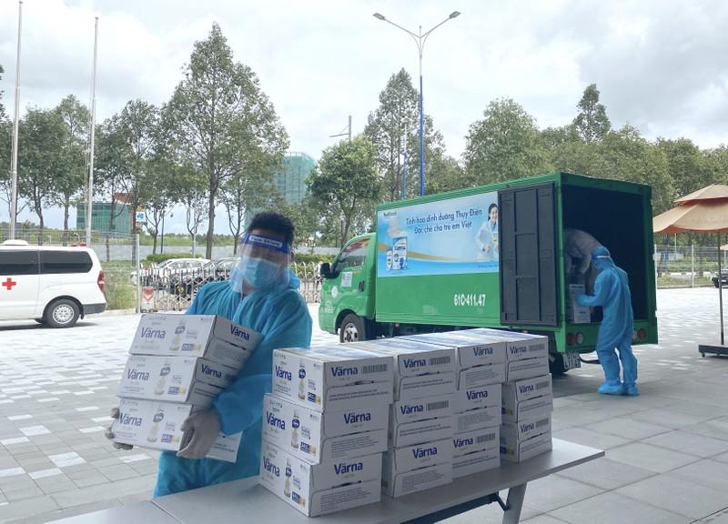 Nutifood tang 80.000 san pham dinh duong y hoc gia tri 2,6 ty dong cho benh vien da chieu tai Binh Duong-Hinh-3