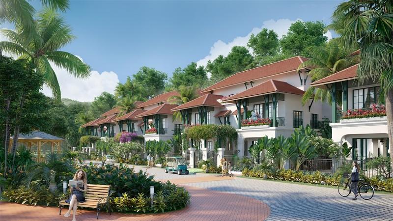 "Sun Tropical Village: ""Ngoi lang nhiet doi"" giua thien nhien Nam Phu Quoc"