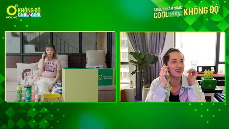 "Khoi My lien tuc ""troll"" Thanh Duy trong ""Khong Do Chill & Cool"""