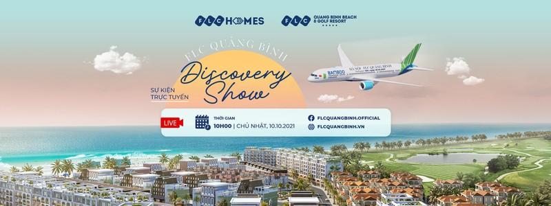 10/10/2021: Trai nghiem cong nghe thuc te ao tai FLC Quang Binh Discovery Show