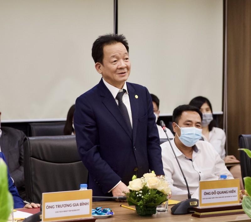 Quang Tri trao quyet dinh chu truong dau tu du an dien khi LNG Hai Lang-Hinh-2