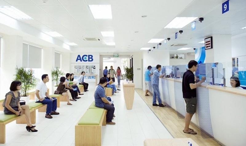 """ACB """"tu ban va mua"""" hon 6 trieu co phieu quy thuong cho nhan vien"""