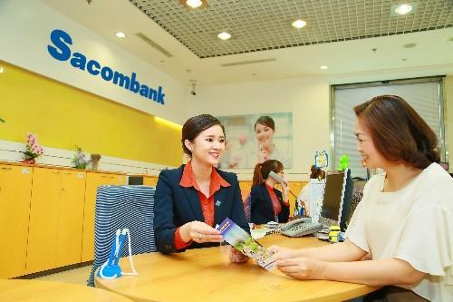 Sacombank bao lo do dau tu chung khoan, no xau tang len 2,15%