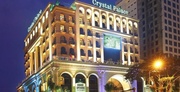 BIDV ban khoan no 1.000 ty cua Tap doan Khai Vy the chap bang Crystal Palace va co phieu Hon Tam