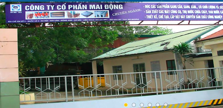 BIDV ban khoan no 102 ty dong cua Cong ty Mai Dong voi loat du an the chap