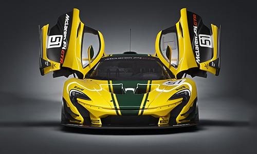 Ve dep hut hon cua sieu xe 65 ty McLaren P1 GTR