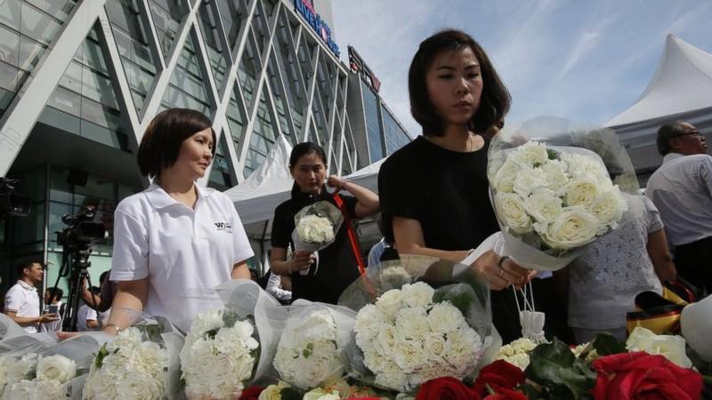 Nghi pham vu no bom o Bangkok da roi Thai Lan?