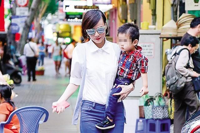 Trang Tran bi Duong Yen Ngoc kien vi toi 'pha gia dinh, noi gi?-Hinh-2
