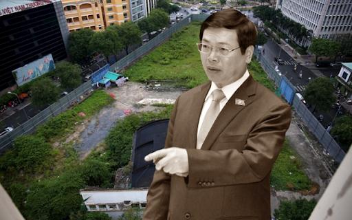 Khoi to nguyen Bo truong Vu Huy Hoang: Diem nhung di san bet bat khi duong nhiem