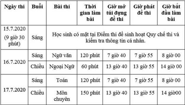 Hon 82.000 thi sinh TP.HCM bat dau cuoc dua vao lop 10 cong lap-Hinh-2