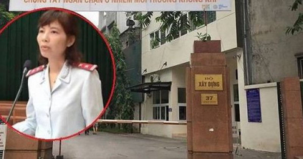 Truy to Thanh tra Bo Xay dung: Chieu