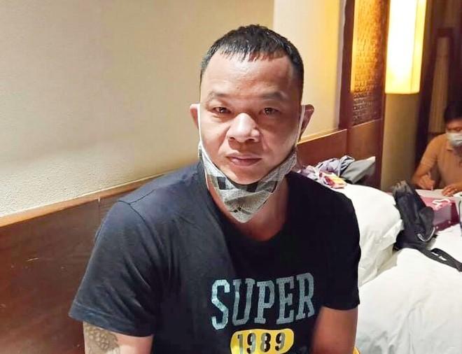 Chan dung ke to chuc dua nguoi Trung Quoc nhap canh trai phep