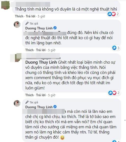 """Hoa hau Duong Thuy Linh tu mat ban than """"gop y vo duyen""""-Hinh-5"""