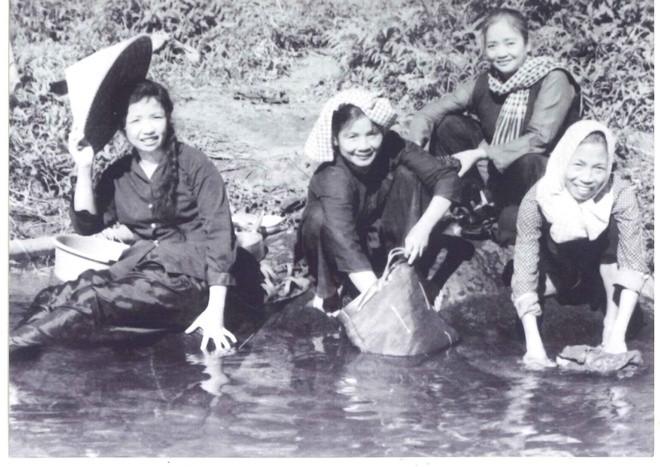 Anh hiem ve nu tuong dau tien cua Quan doi nhan dan Viet Nam-Hinh-6