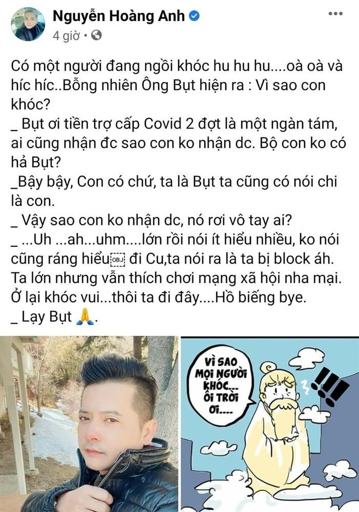 "Tham Bebe xoc xiem vo cu Hoang Anh ""om trai dep 2 nam phai bu tien"""