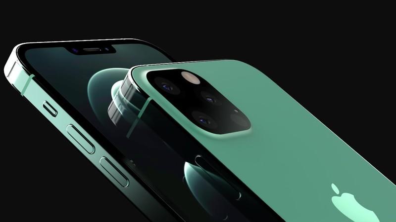 Lo dien thiet ke iPhone 13 Pro Max khien fan dien dao