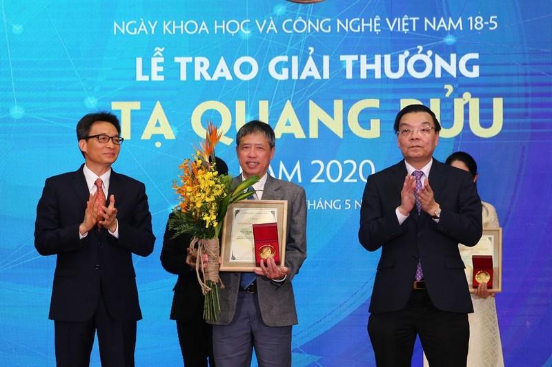 4 nha khoa hoc duoc de cu Giai thuong Ta Quang Buu nam 2021