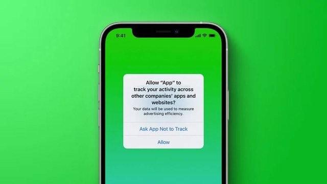 Meo ngan ung dung theo doi ban trong iOS 14.5