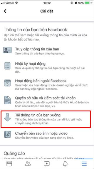 Cach khoi phuc tin nhan da xoa tren Facebook Messenger cuc nhanh va don gian-Hinh-11