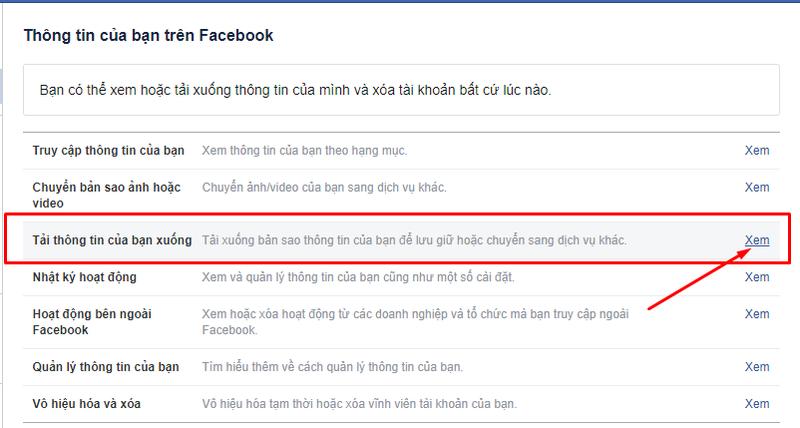 Cach khoi phuc tin nhan da xoa tren Facebook Messenger cuc nhanh va don gian-Hinh-3