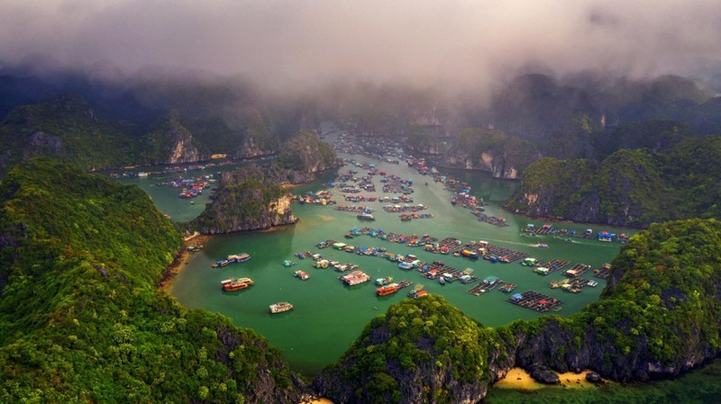 Choang ngop ky quan o Viet Nam 2 lan duoc cong nhan Di san the gioi-Hinh-4