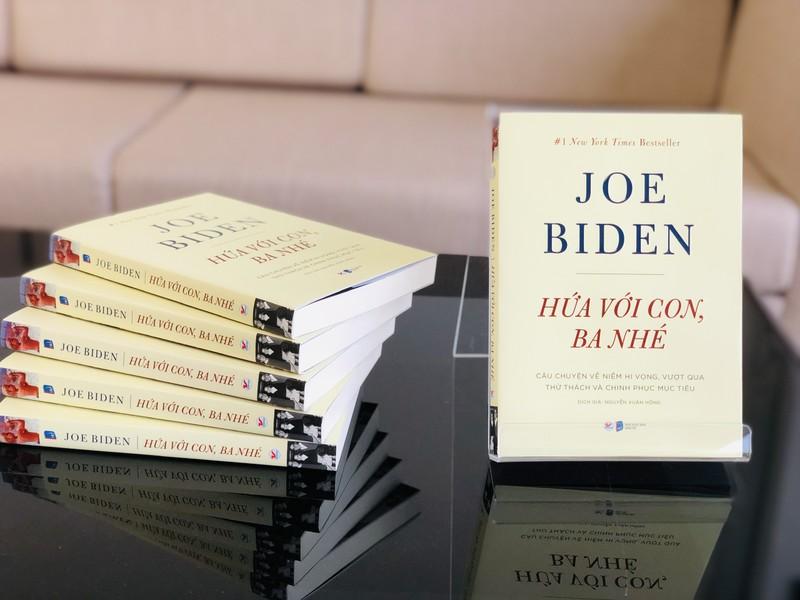 Cam xuc ton thuong cua Tong thong My Joe Biden khi mat con trai