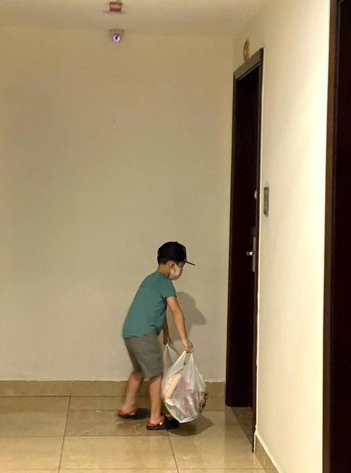 Ngoai hinh con trai 5 tuoi cua Ly Kute va Mac Hong Quan-Hinh-5