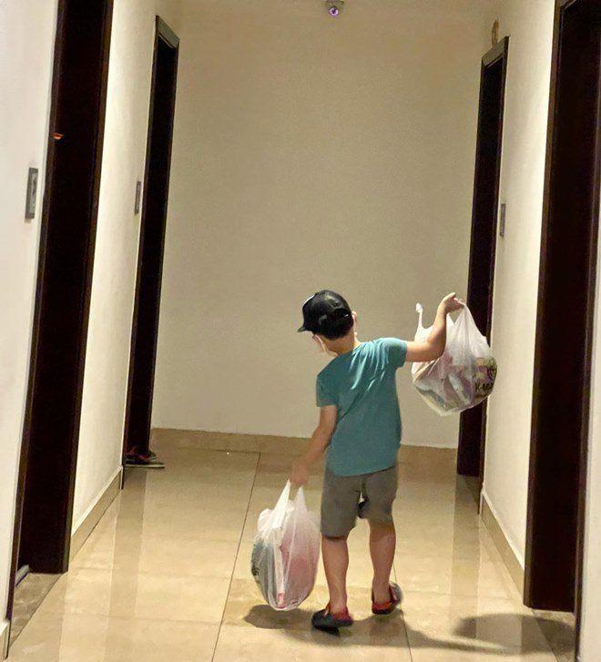 Ngoai hinh con trai 5 tuoi cua Ly Kute va Mac Hong Quan-Hinh-6