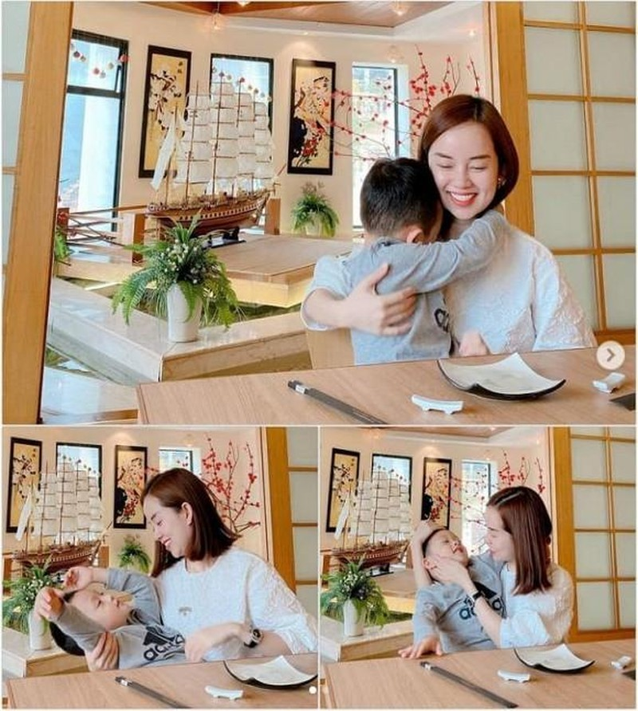 Ngoai hinh con trai 5 tuoi cua Ly Kute va Mac Hong Quan-Hinh-7