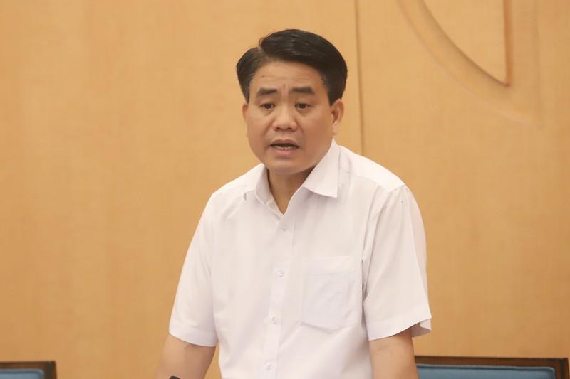 Ong Nguyen Duc Chung keu goi nguoi tung den bay diem o Da Nang tu cach ly