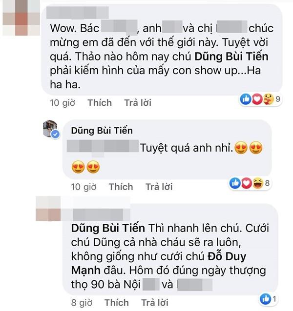Bui Tien Dung bat ngo lo dong thai muon som