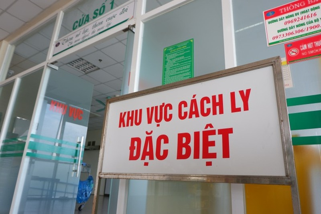Mot nguoi tu Nga ve mac COVID-19, Viet Nam co 1.060 benh nhan