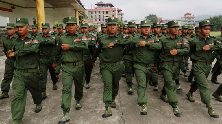 Tang Myanmar tau ngam, An Do muon gianh lai anh huong tu Trung Quoc-Hinh-2