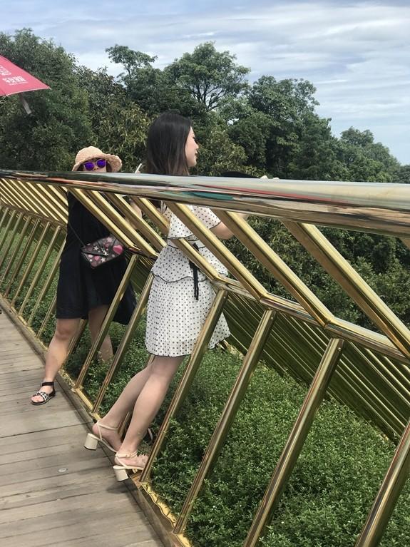 """Cau Vang Da Nang va nhung lan bi """"huy hoai"""" boi du khach-Hinh-8"""