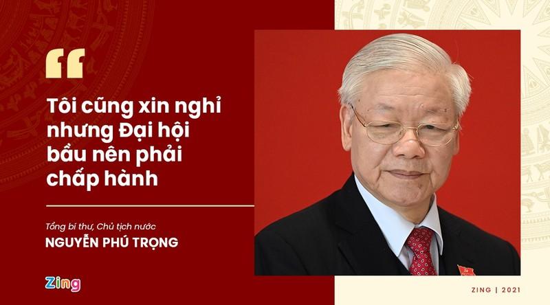 Phat ngon an tuong cua Tong Bi thu sau khi tai dac cu-Hinh-10