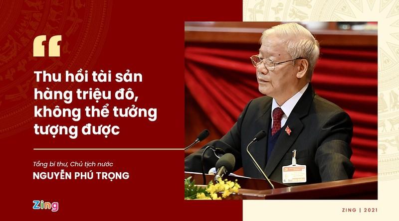 Phat ngon an tuong cua Tong Bi thu sau khi tai dac cu-Hinh-12