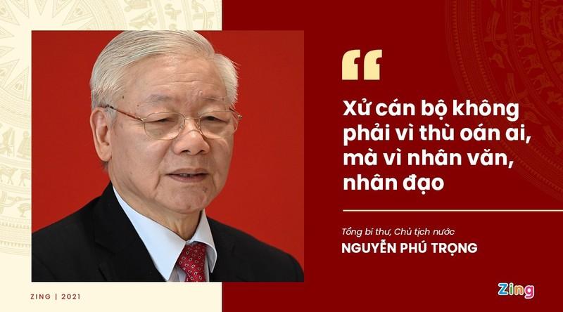 Phat ngon an tuong cua Tong Bi thu sau khi tai dac cu-Hinh-13