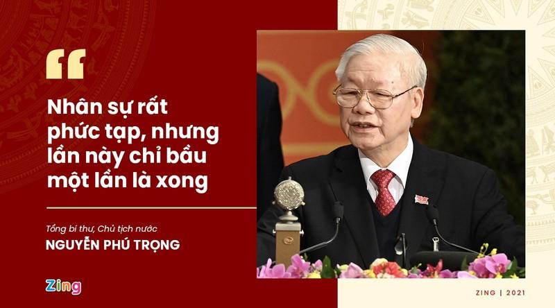 Phat ngon an tuong cua Tong Bi thu sau khi tai dac cu-Hinh-14