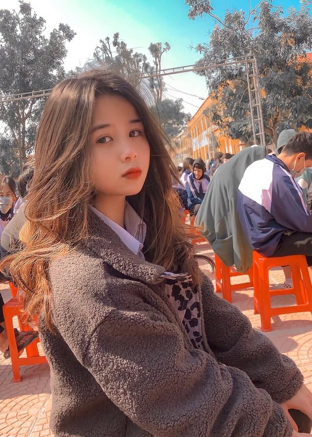 """Dep tinh khoi, nu sinh 2K duoc vi nhu """"ban sao"""" Quynh Anh Shyn-Hinh-10"""