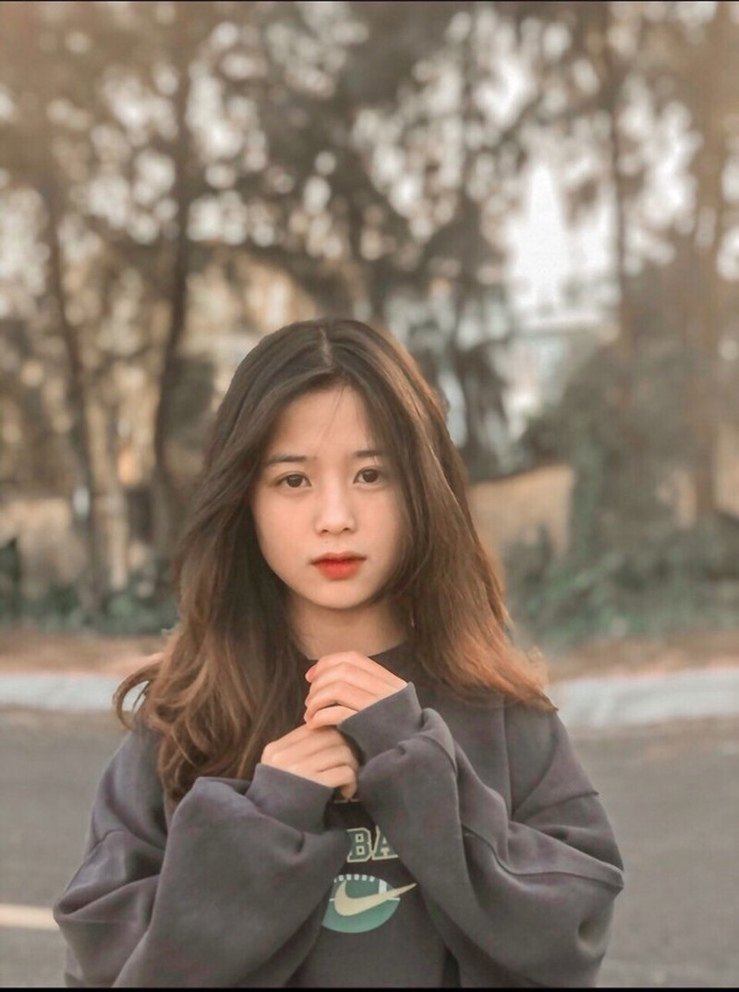 """Dep tinh khoi, nu sinh 2K duoc vi nhu """"ban sao"""" Quynh Anh Shyn-Hinh-4"""