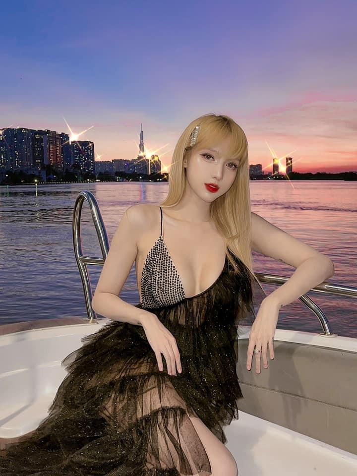 Khoe duong cong cuc pham, hot girl chuyen gioi lam netizen nghieng nga-Hinh-6