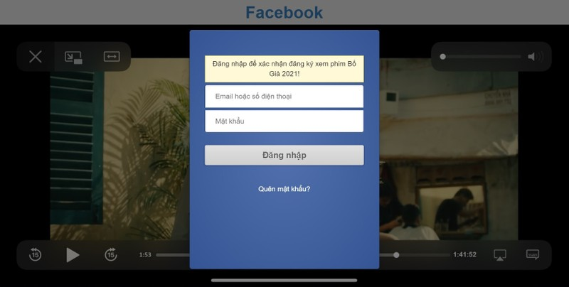 "Tro lua xem ""Bo gia"" ban lau chiem tai khoan Facebook"