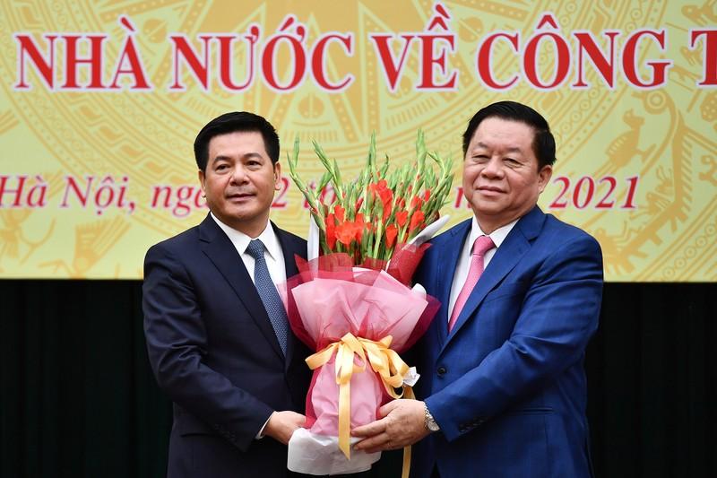 Ong Nguyen Hong Dien nham chuc Bo truong Cong Thuong