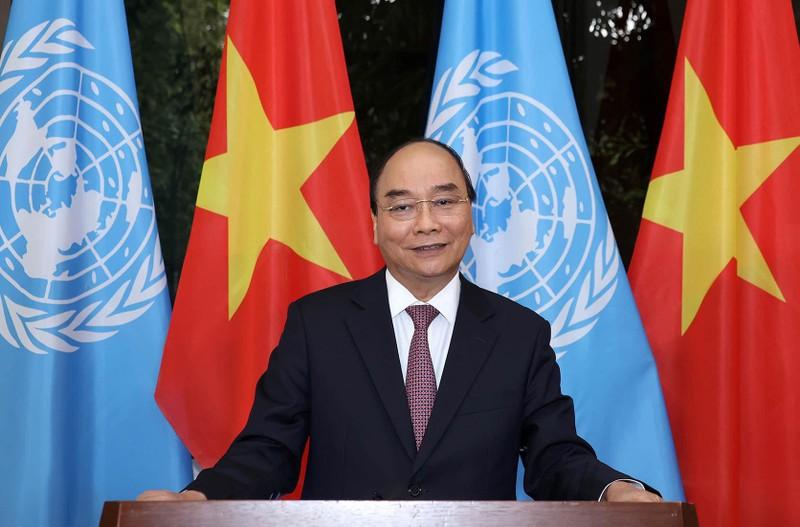 Vi the Viet Nam trong thang dam nhiem Chu tich Hoi dong Bao an LHQ