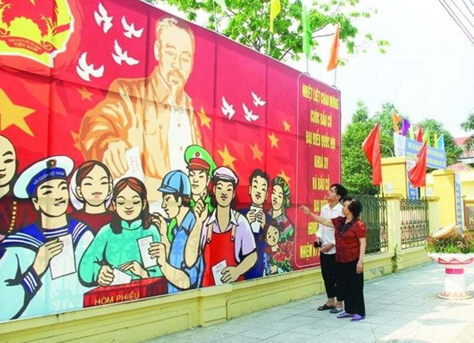 Dai tuong Luong Cuong ung cu dai bieu Quoc hoi tai Thanh Hoa-Hinh-2
