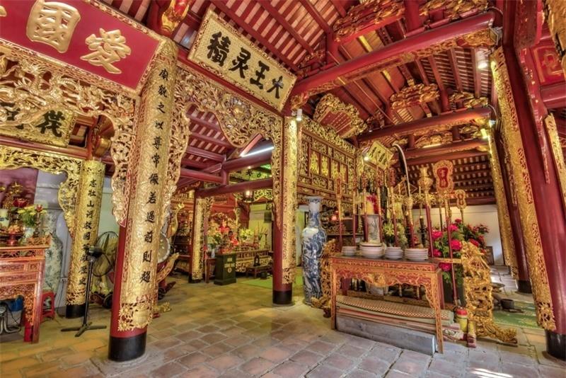 Tham dinh Kim Lien - mot trong tu tran cua kinh thanh Thang Long xua-Hinh-4