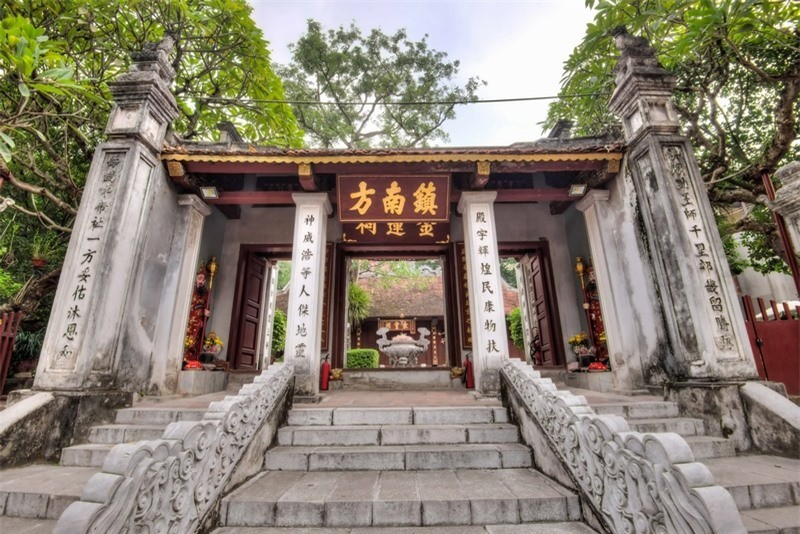 Tham dinh Kim Lien - mot trong tu tran cua kinh thanh Thang Long xua-Hinh-8